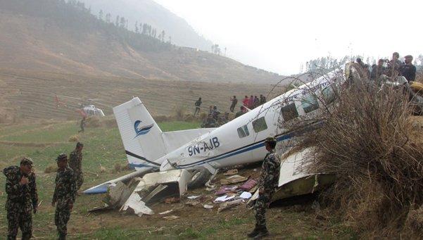 यसरी भएको थियो काष्ठमण्डप एयरको विमान दुर्घटना…