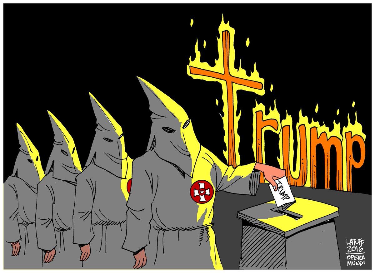 #NeverTrump Via @operamundi https://t.co/ZqOVDyi1Kl (@LatuffCartoons' #EditorialCartoon)