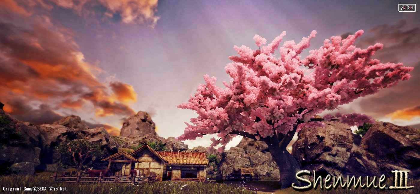 Shenmue III Environment Screenshots Revealed 1