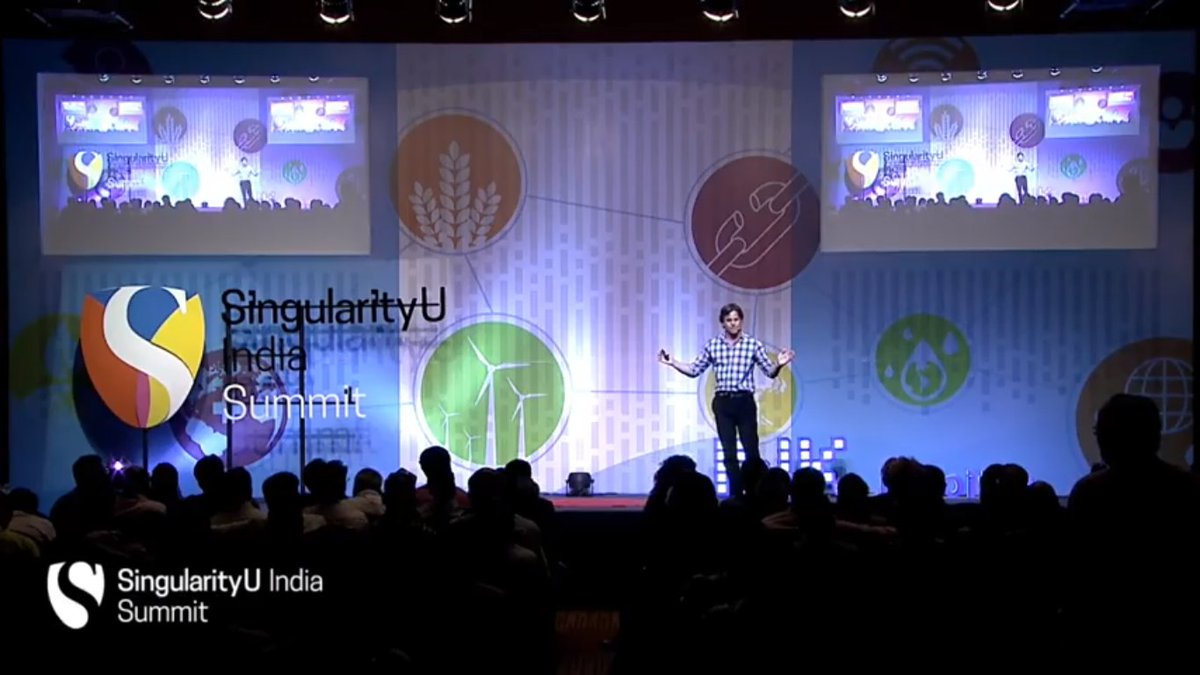 Commitment and confidentiality - two major challenges for #crowdsourcing @DisruptionAlert #SUIndiaSummit https://t.co/xi8YrtoOG0