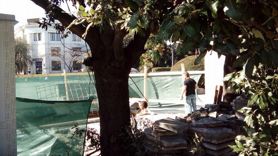 В рамках декоммунизации в Конотопе демонтировали 5 памятников советским партийным деятелям - Цензор.НЕТ 4308