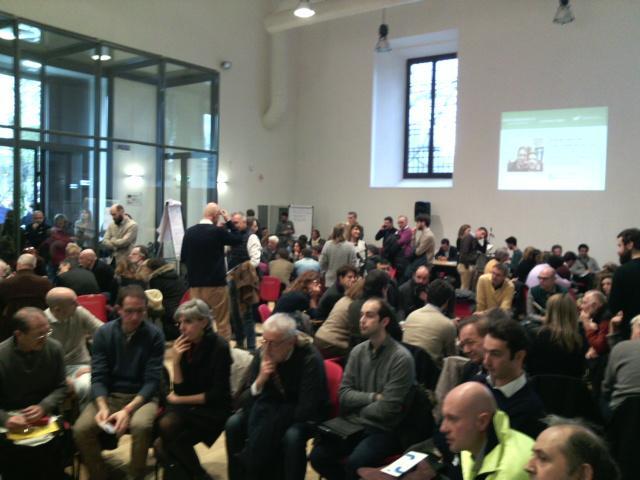 #MaratonaAscolto il system thinking @comunefi per ascoltare e decidere assieme: oggi #Cascine al centro https://t.co/G4APf8LzCL