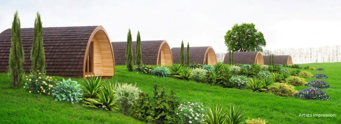 Notgrove Holidays Cotswold Glamping Pods