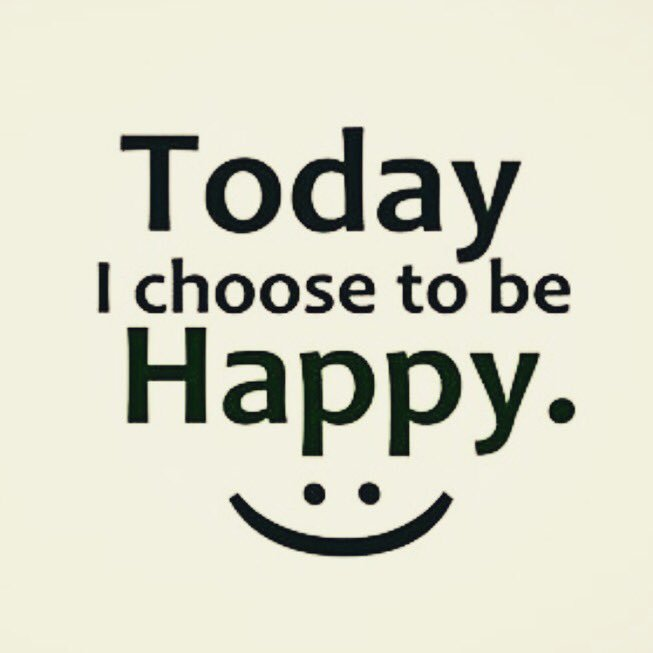 Good News On Twitter Choose Happy Everyday Goodmorning