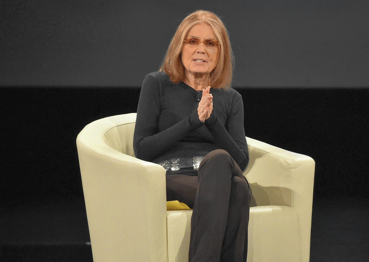 Lands' End: Sorry about that whole Gloria Steinem, women-are-equal thing https://t.co/dk3Cmd7bVr #womenwrites https://t.co/INEidedIRx