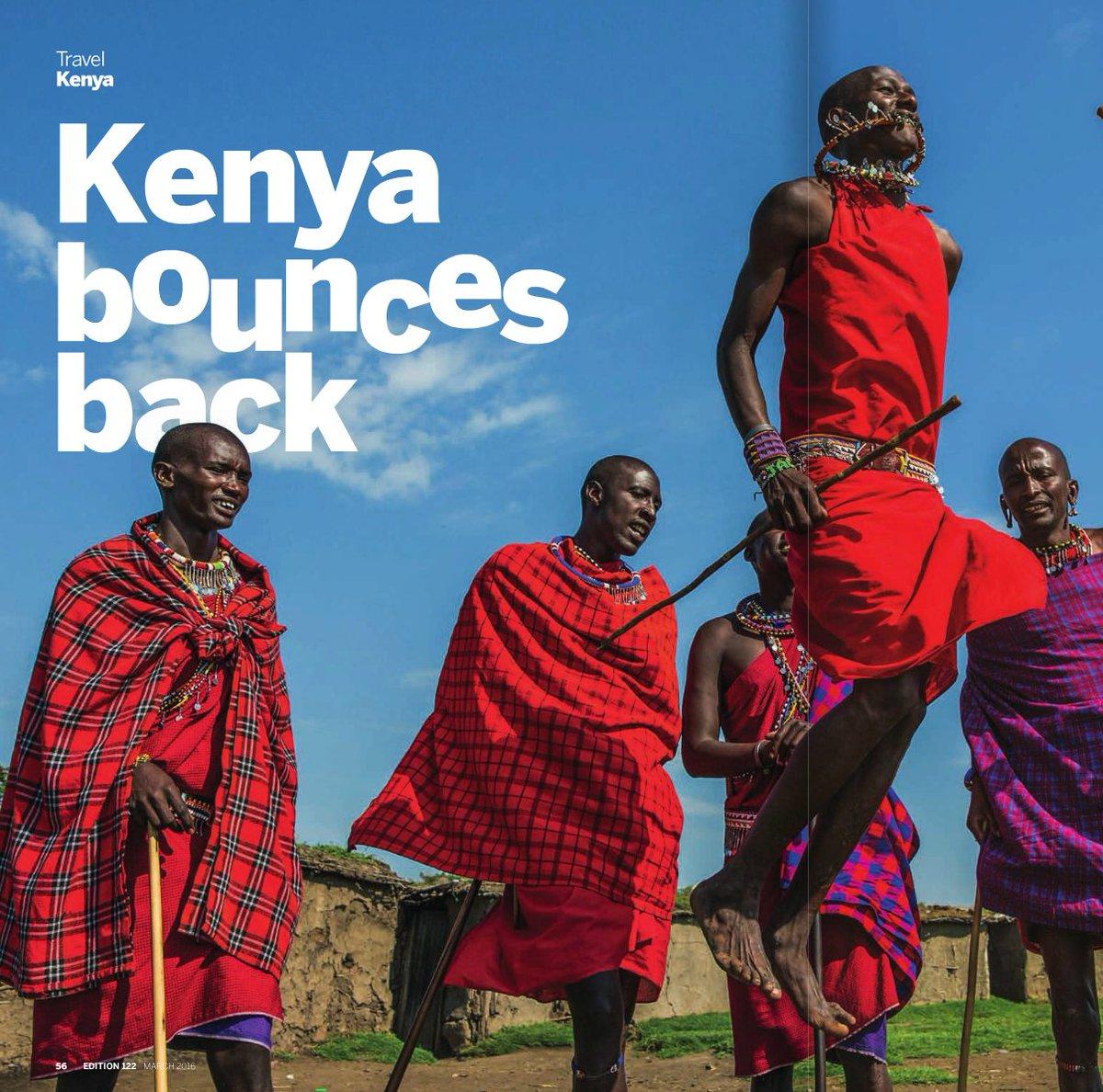 See my piece on resurgent tourism in @KenyaAirways mag Msafiri https://t.co/Xme0pjGDiB #WhyILoveKenya @jacintanzioka https://t.co/UdrJomtY0N