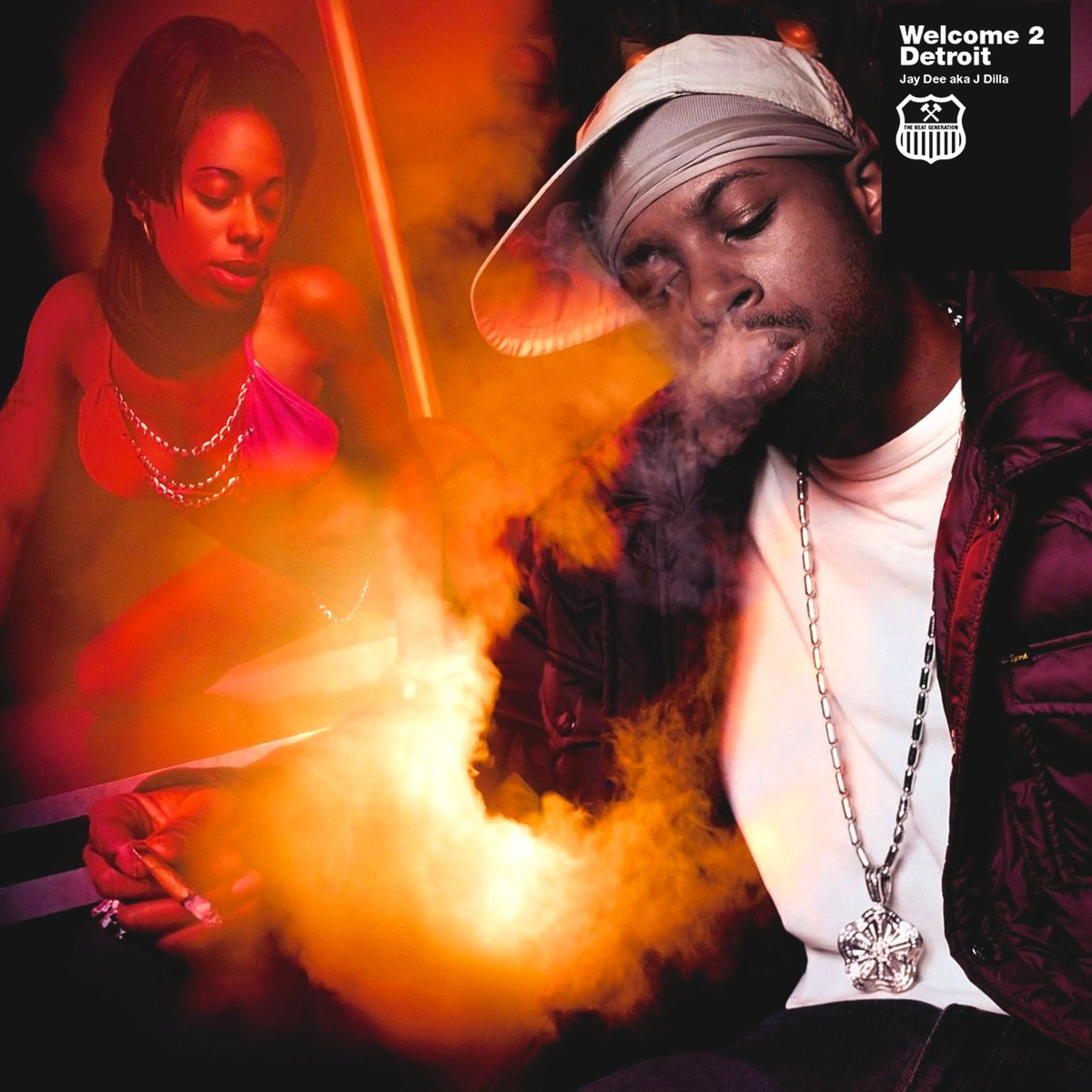 15 Years ago today, Feb. 27, 2001 Jay Dee debuted his 1st solo album 'Welcome 2 Detroit' #JDilla #BeatGeneration