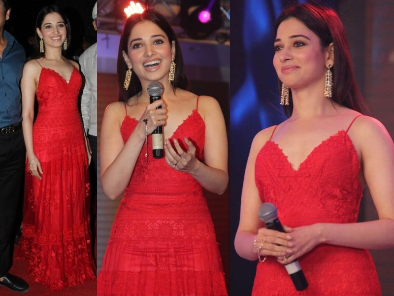 Hot Tamanna in Thozha-Oopiri audio Launch. Tamanna was eye candy at the audio launch of Thozha-Oopiri alongside Nagarjuna and Karthi. Hot Tamanna in Thozha-Oopiri audio Launch.