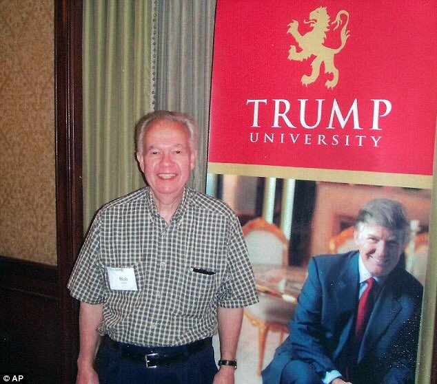 Trump University was an enormous scam by a talented scam artist, @realDonaldTrump https://t.co/axCACnGmDW @NRO https://t.co/KIaaE6HbOQ