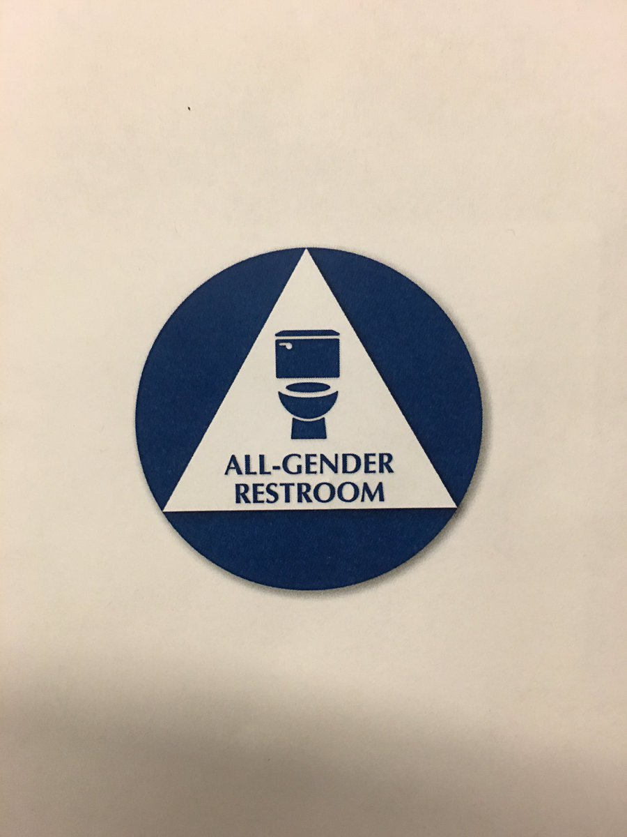Why aren't all restrooms like this? #LWTSUMMIT #Equality https://t.co/FyFHKD2QjL