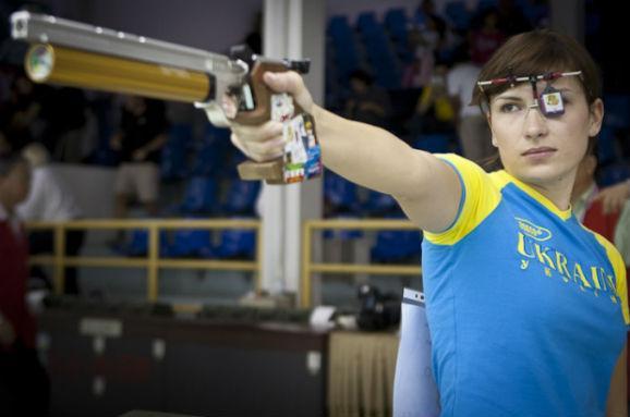 Украинка Костевич завоевала золото чемпионата Европы по стрельбе - Цензор.НЕТ 9888