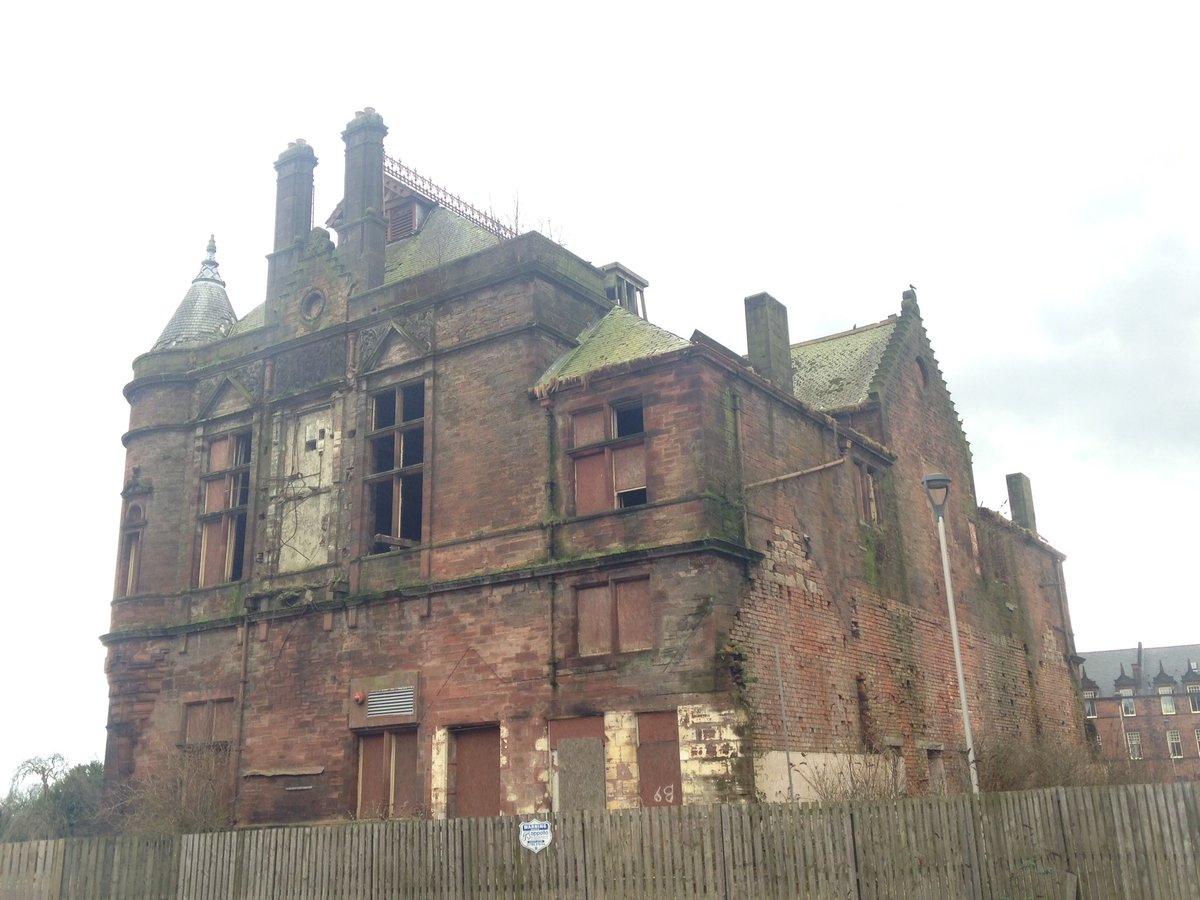 Libby Brooks On Twitter Exploring The Abandoned Gartloch Asylum Inevitably About To Be Turned Into Flats North East Glasgow Https T Co Pomuifgizs