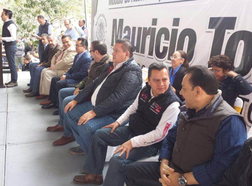 Mauricio Toledo On Twitter En La Inauguración De Mi Módulo