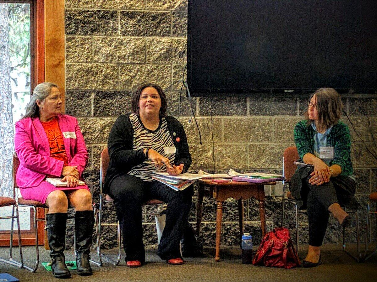 Inga Laurent speaking on unjust incarceration rates of African Americans, Latinos, Natives in Spokane #PJALS#Spokane https://t.co/XYm2UN7LGa