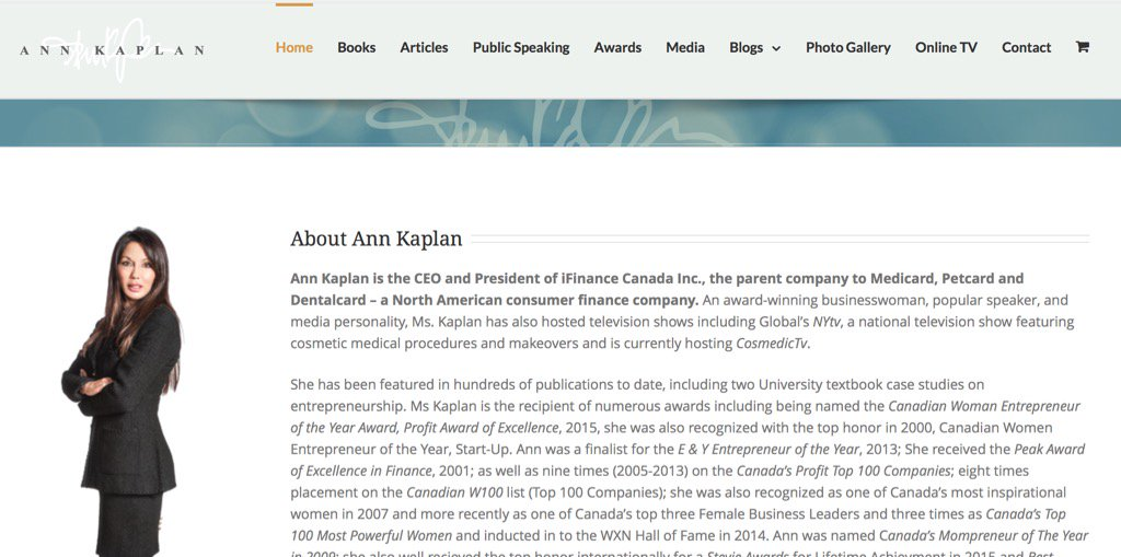 RT: @WeCan_AnnKaplan-Getting great results #Wordpress see #annkaplan.com https://t.co/fZ3ekhOdHe #waptug 20271 https://t.co/LPLK4Iakf0