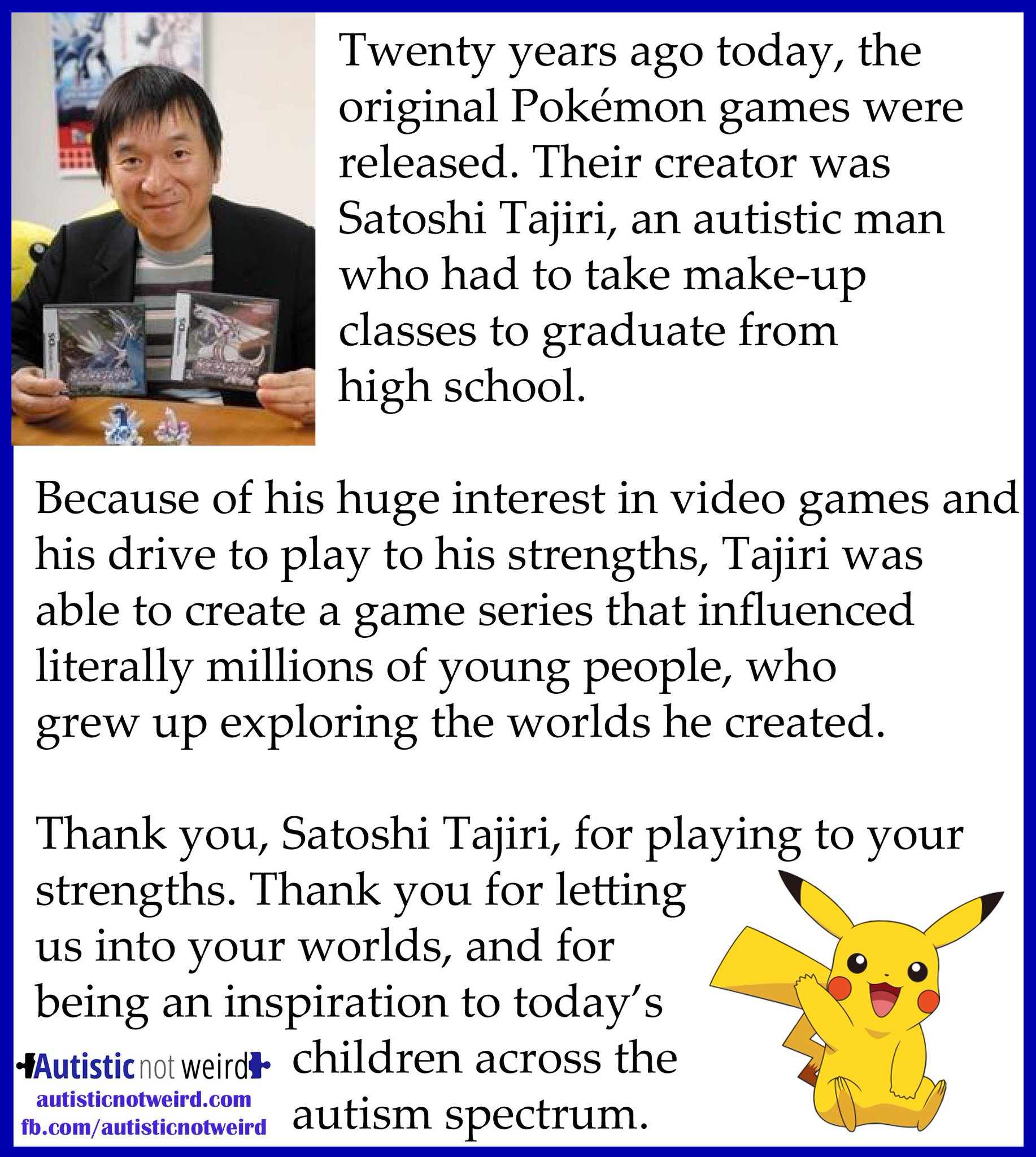 Autistic not weird on twitter thank you so much pokemon pokemon20 - Inventer carte pokemon ...