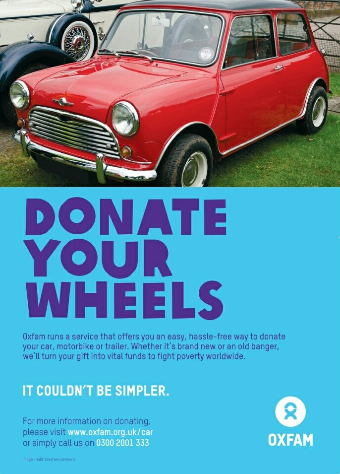 Oxfam Amersham On Twitter Did You Know You Can Donate Your Old