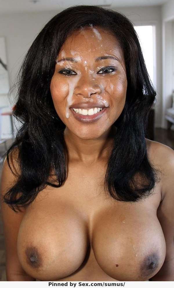 Cum On Face Ebony