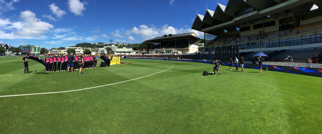 Thumbnail for WHITE FERNs v Australia T20 1