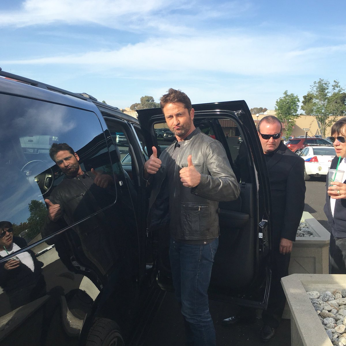 "Colorado Shooting Yesterday: Gerard Butler On Twitter: ""Shot From Yesterday At"
