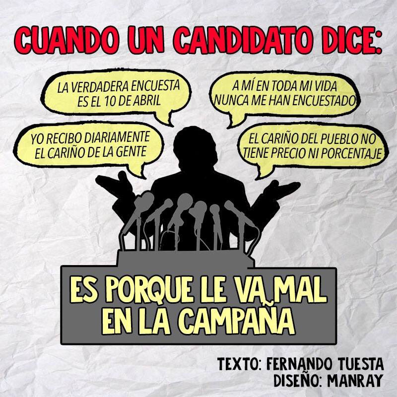 Cuando un candidato dice: https://t.co/w7DsoetyaF