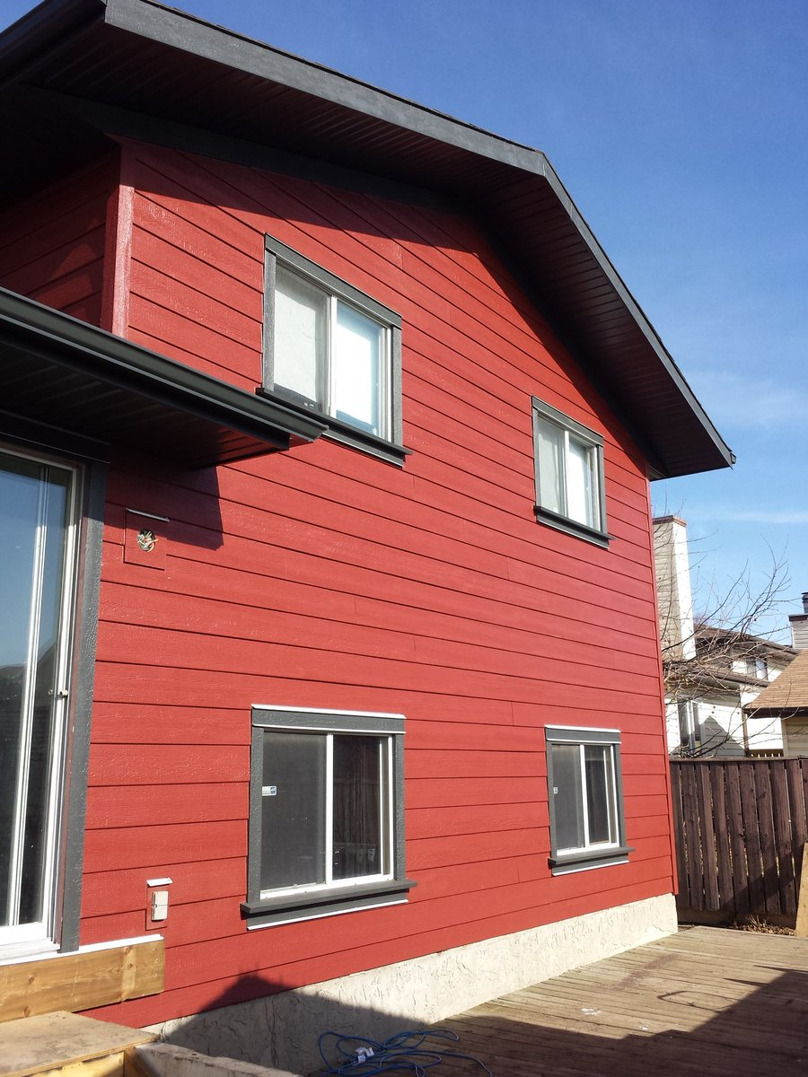 The Exterior Company On Twitter Another Recently Completed Kwp Siding Installation In Yyc