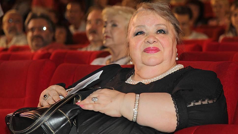Наталья Крачковская госпитализирована в Москве