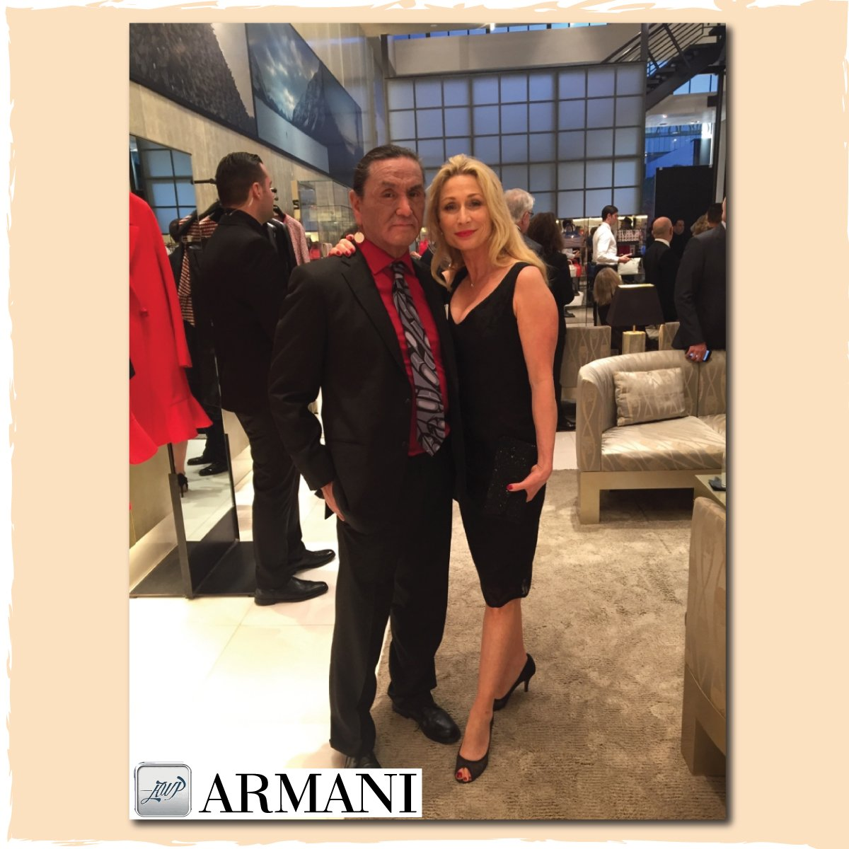 Escorting this proud #Canadian #Actor @DuaneE_Howard  to the @armani #OscarParty @RevenantMovie https://t.co/0OZqgzWlAv
