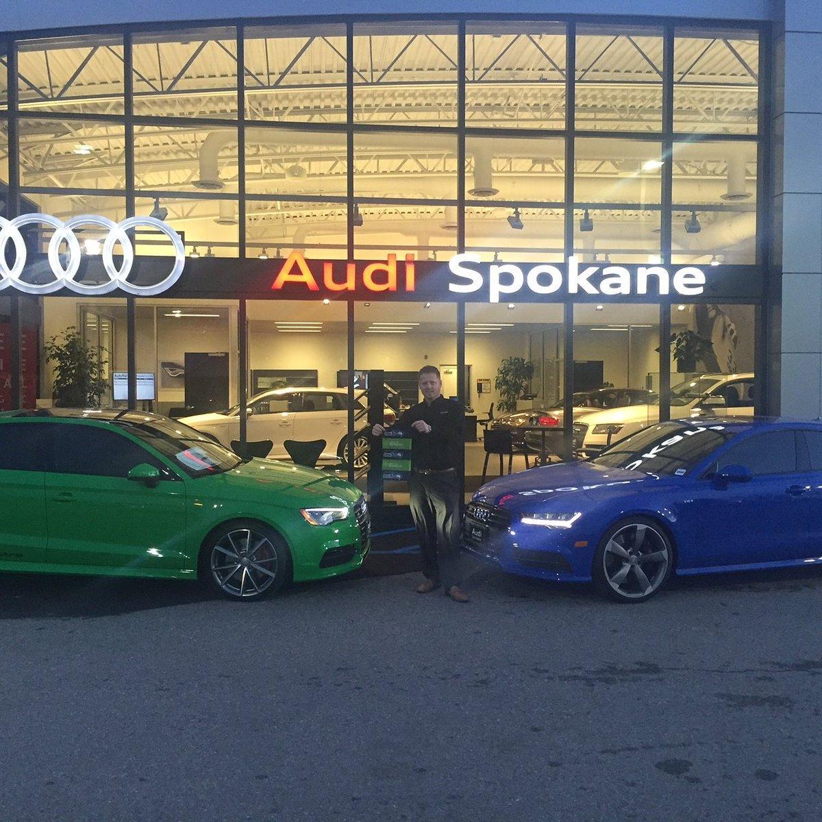 Logan Neil LowkeyuLogan Twitter - Audi spokane