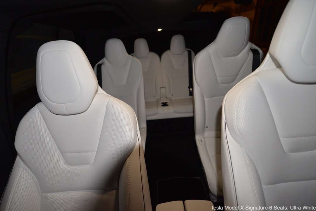 Ev X On Twitter Elonmusk Tlkfremont Lots Of Space In My Model X With 6 Ultra White Seats Https T Co Jl5bkkmziy