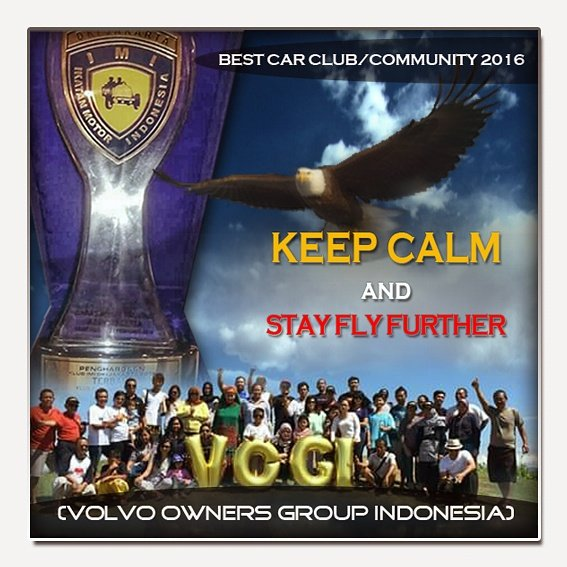 Ruly Patria On Twitter Vogi Volvo Owners Group Indonesia