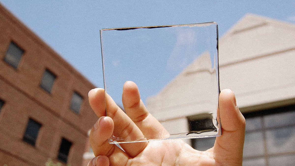 Totally Transparent Solar Cells Could Turn Our Windows Into Solar Panels https://t.co/5Ys3oZcepg https://t.co/mGgzBx1xma