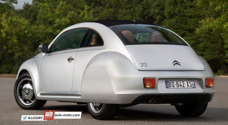 "Gut bekannt Julien JODRY on Twitter: ""Insolite – Nouvelle #Citroën #2CV (2017  MW45"