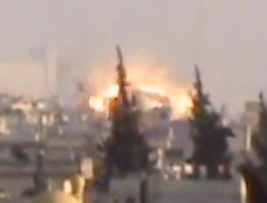 Россия обвиняет Турцию в обстрелах Сирии - Цензор.НЕТ 7849