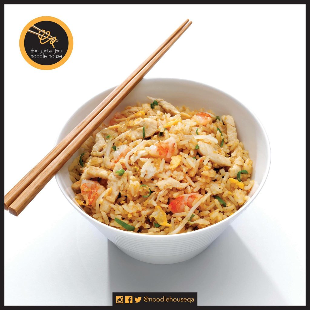 Have the full Asian cuisine dining experience by adding Fried Jasmine Rice to your meal! #noodlehouseqa https://t.co/2a1NajyTs8