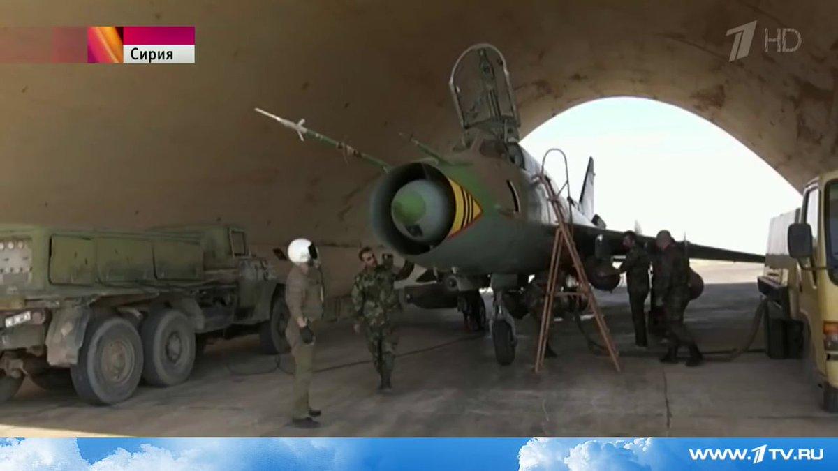 القوات الجويه السوريه .....دورها في الحرب القائمه  - صفحة 2 CcTOYhzW4AAm9gH