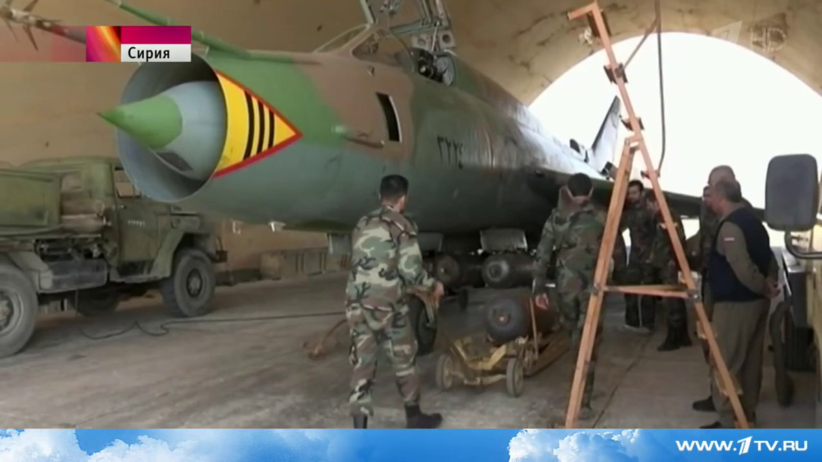 القوات الجويه السوريه .....دورها في الحرب القائمه  - صفحة 2 CcTOcjyXIAA30jP