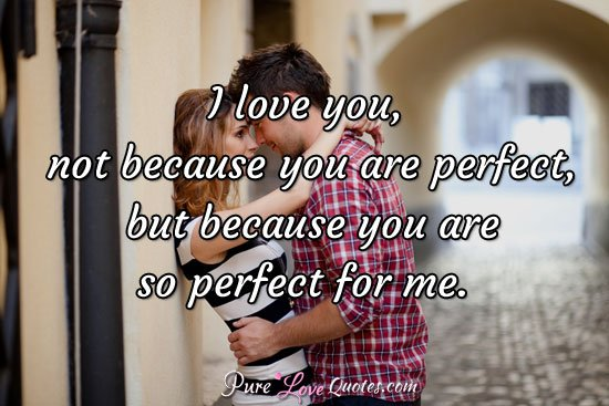 Youre So Perfect To Me And You Will Never Know It Picture Quotes