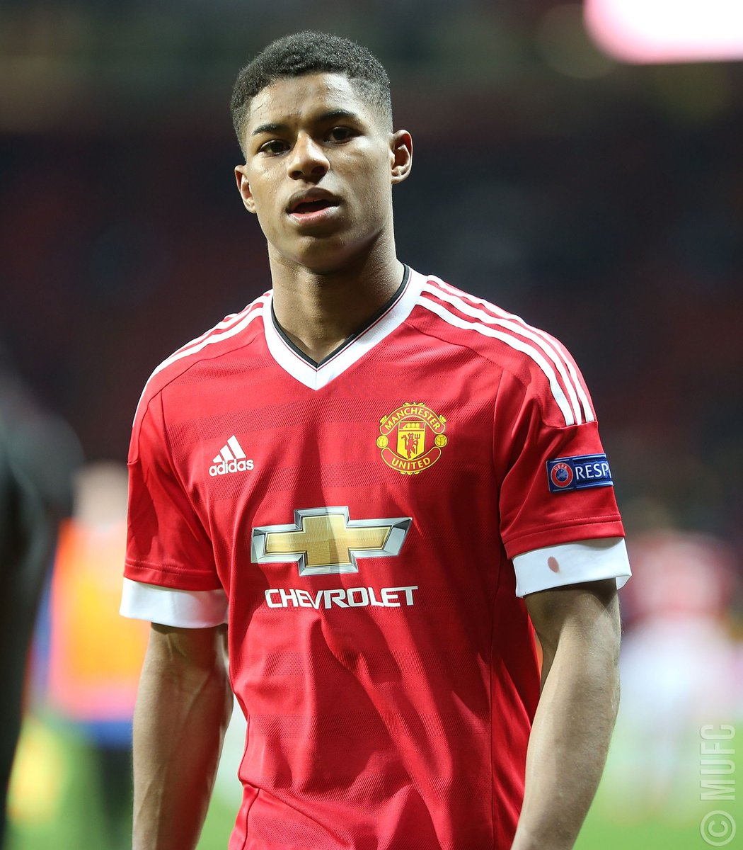 Manchester United S Anthony Martial Talks Debut Goal Vs: Silly Marcus Rashford Comments Sweep Social Media During
