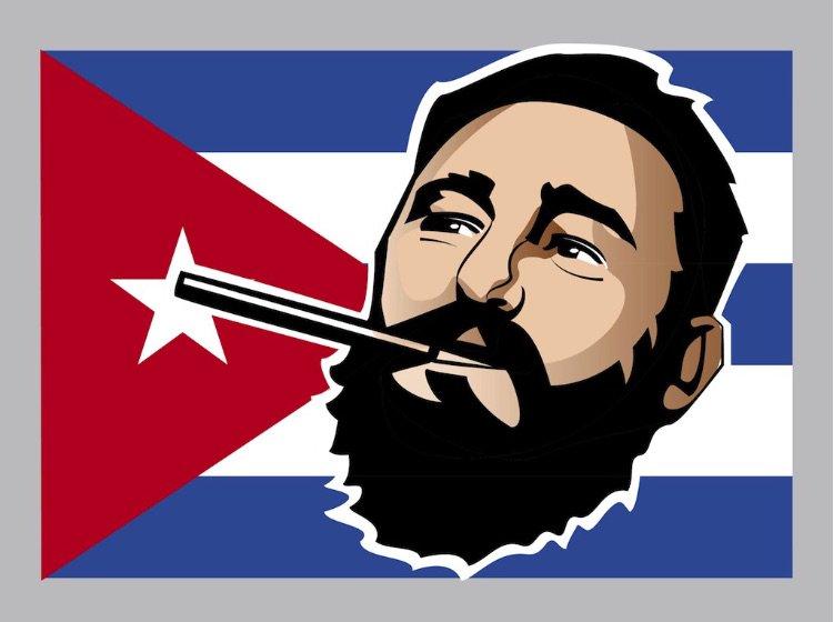 #RejectedBroadwayPlays Fidel on the Roof https://t.co/zVPMwjLEZK