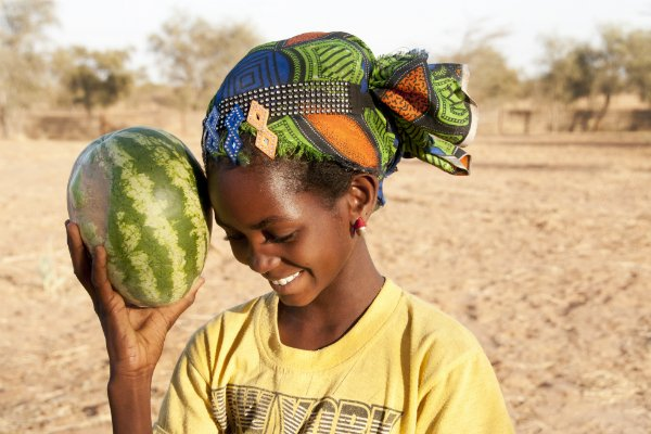We believe that, if #women & #men have equal access to food & other resources, we can end #hunger in our lifetime.