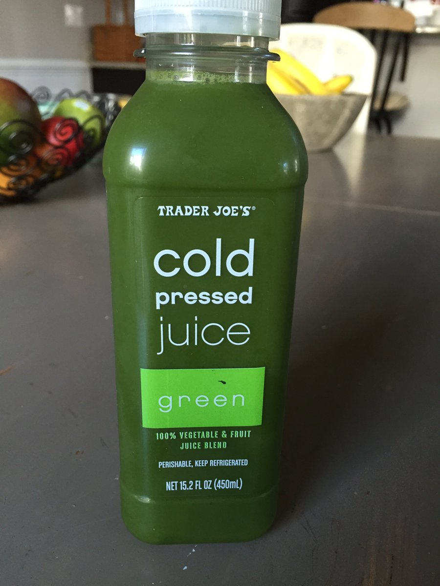 Cold Pressed Green Juice Whole Foods