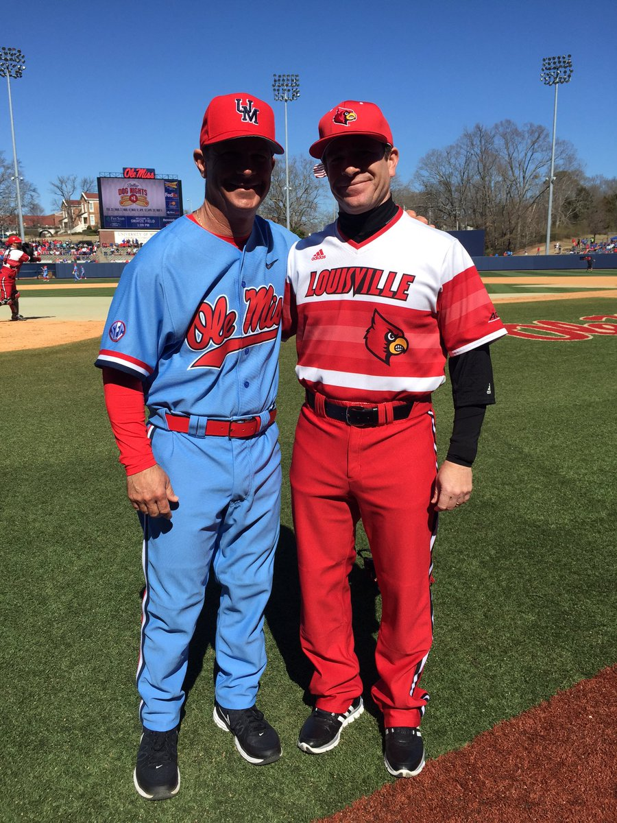 huge selection of 38a83 4fa21 Ole Miss Baseball on Twitter: