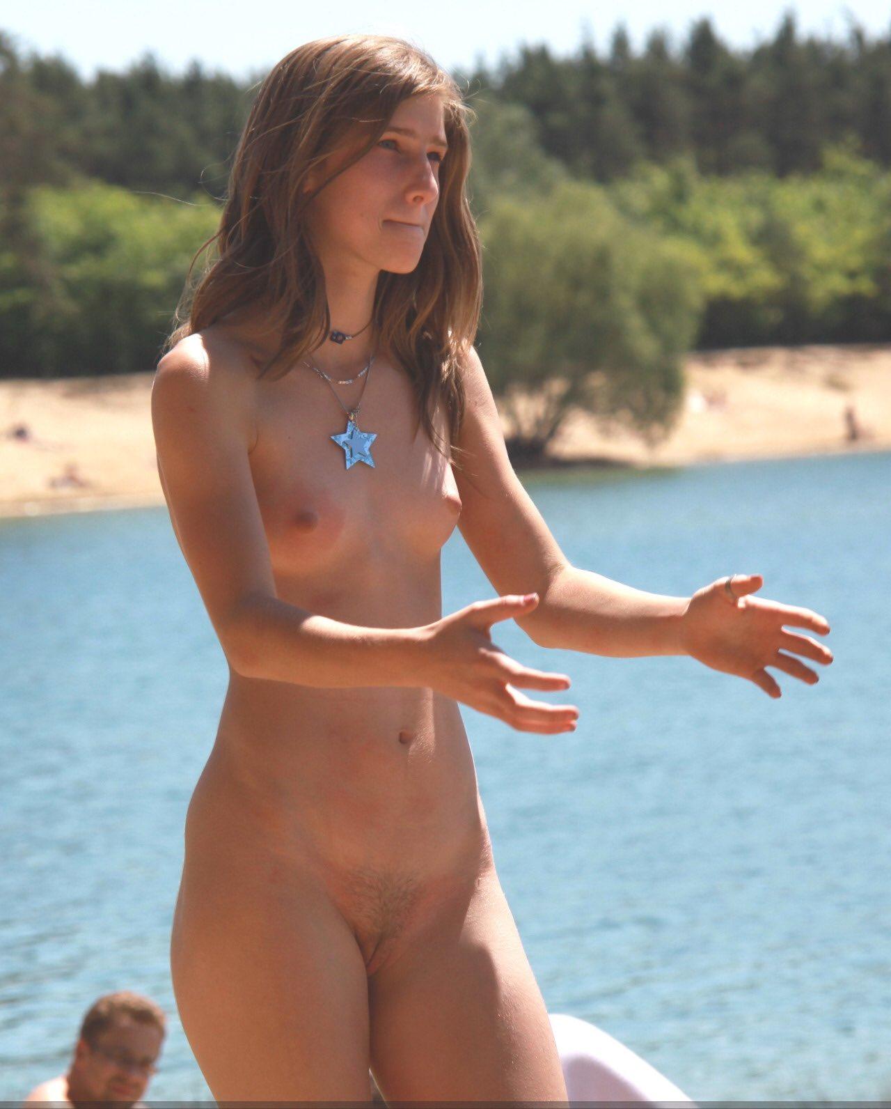 Naked live