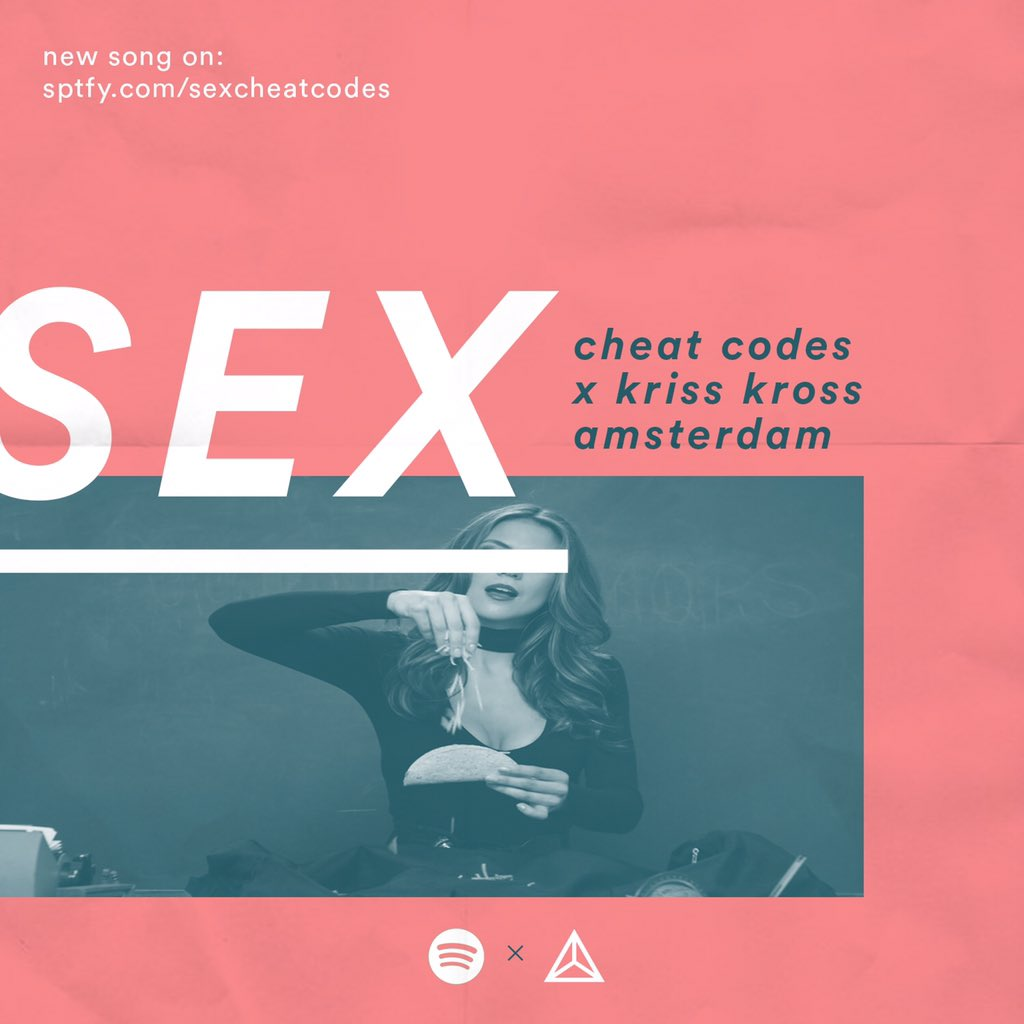 <b>Cheat Codes</b> on Twitter: &quot;Follow us on Spotify and check out our ...