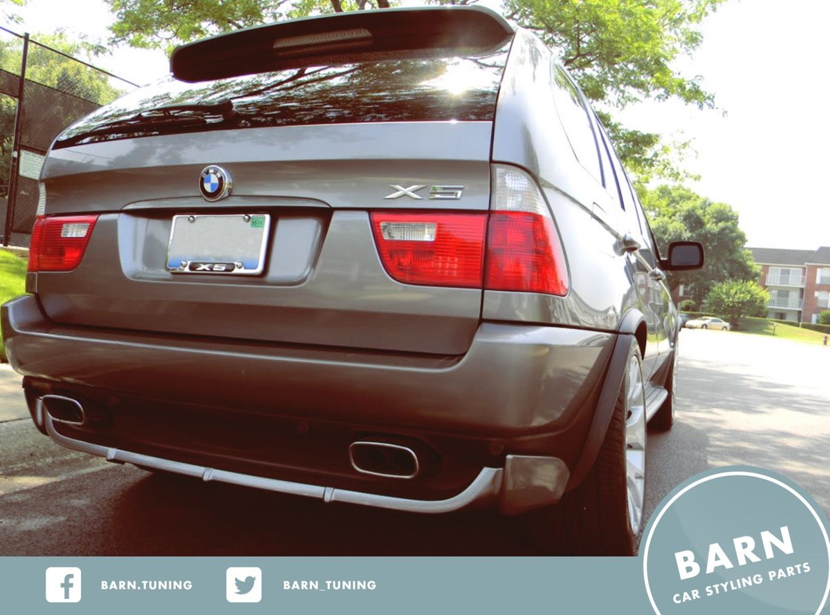 Barn Tuning On Twitter Bmw X5 E53 Extended Wheel Arch Fender Flare Set Is Available On Our Shop Check Out Https T Co Clazvd3kkz Https T Co Nqac9un8t6