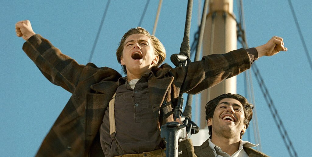 King of the world. Best Actor: @LeoDiCaprio. #Oscars https://t.co/f64s72pnZw