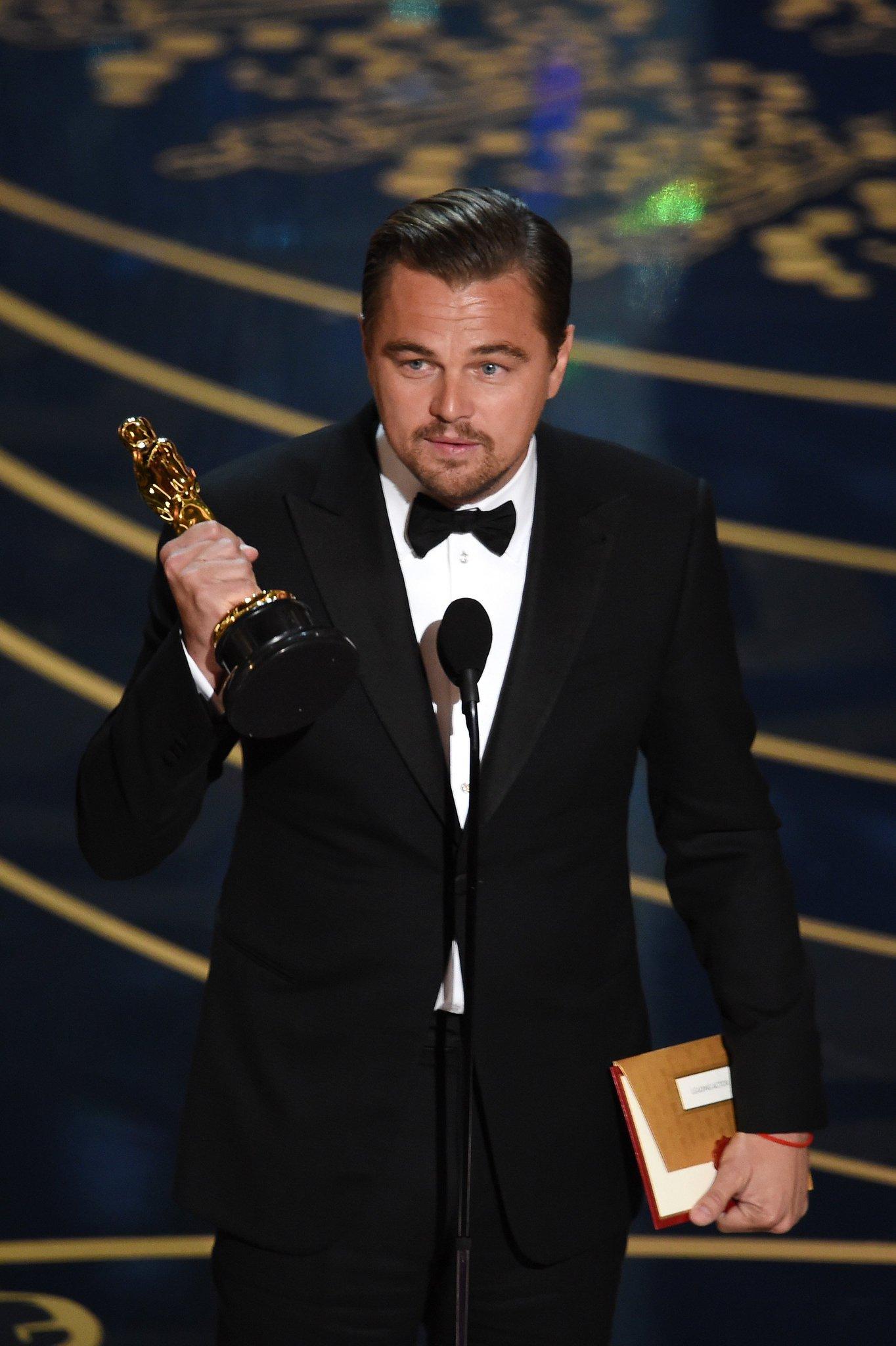 88th Academy Awards (2016 Oscars) Winners 5