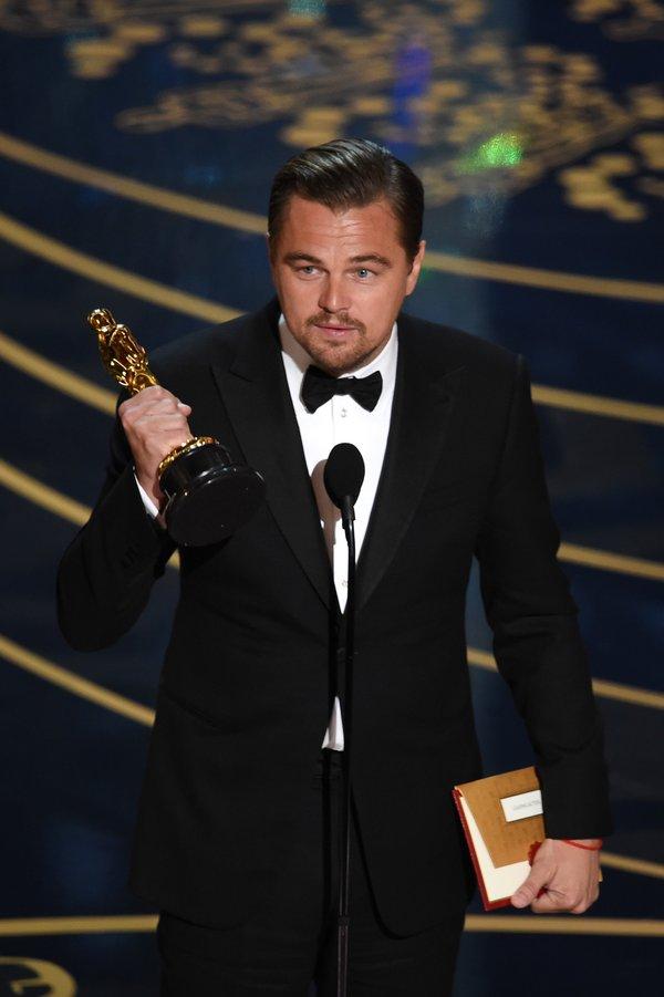"""В Лос-Анджелесе вручили """"Оскары"""": лучшим фильмом назван """"В центре внимания"""", лучшими актерами - Леонардо ДиКаприо и Бри Ларсон - Цензор.НЕТ 630"""