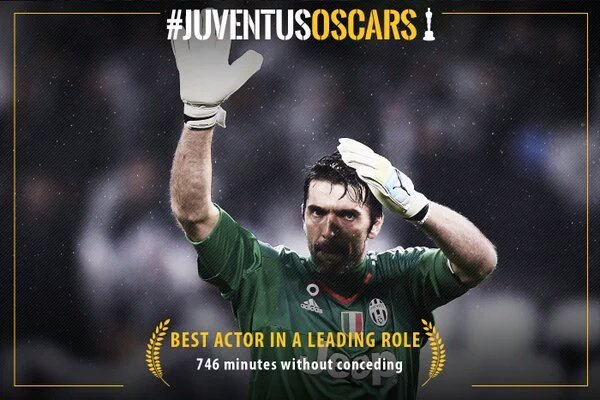 Juventus-Inter 2-0, Morata e Bonucci spingono e Buffon fa record di imbattibilità